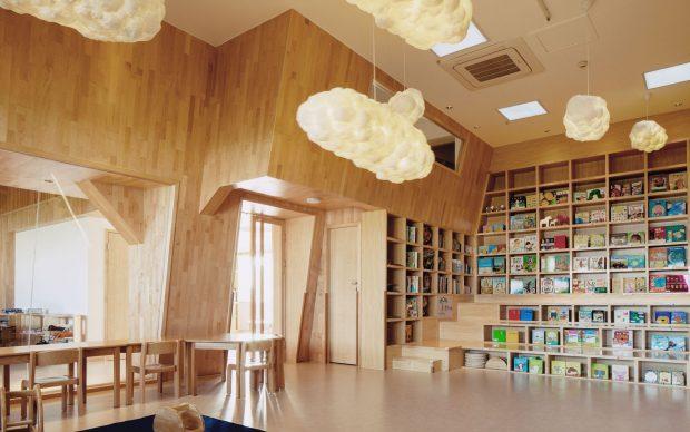 VMDPE Design, IBOBI International Kindergarten, Shenzhen, - Cina