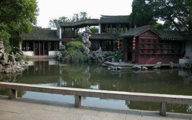 Classical Gardens of Suzhou, China. Photo by Giovanni Boccardi. Copyright: © UNESCO