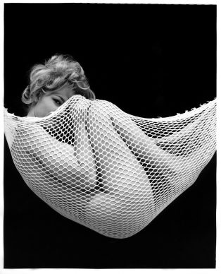 Candace Thayer, silver gelatine print,  1968 © Peter Gowland