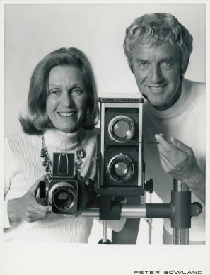 Alice e Peter Gowland, silver gelatine print © Peter Gowland
