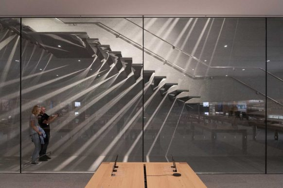 Apple Store, Piazza Liberty Milan, Copyright Nigel Young / Foster+Partners