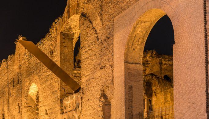 Roma, Caracalla: sogno di una notte di fine estate. Crediti Foto: Enzo Giovinazzo – Fabio Cricchia