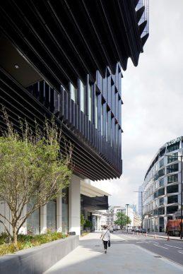 Make Architects, London Wall Place - Londra. Photo credit: Make Architects