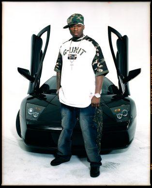 50 Cent  © Michael Lavine
