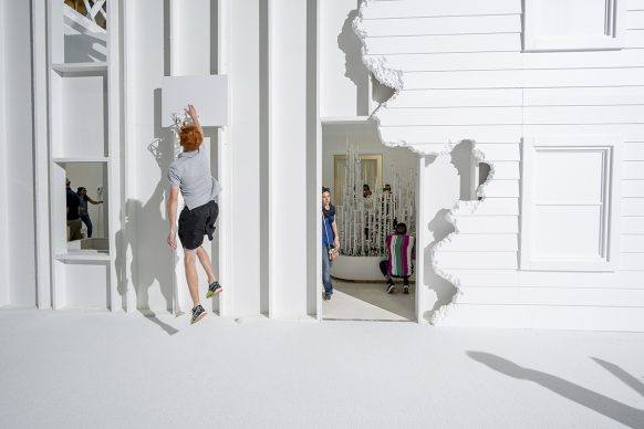 Snarkitecture, Fun House. Photo by Noah Kalina