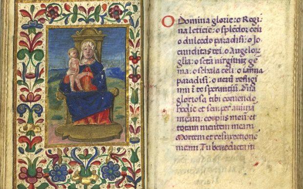Libro d'Ore, Museo Correr, Venezia