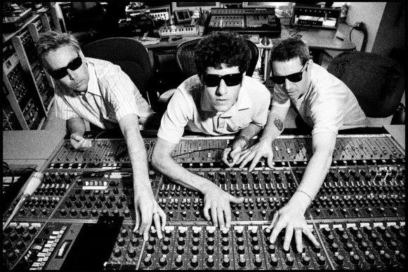 Beastie Boys  © Michael Lavine