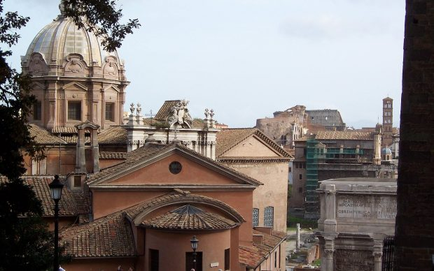 Chiesa San Giuseppe dei Falegnami Roma