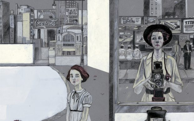 Cinzia Ghigliano Lei Vivian Maier graphic novel
