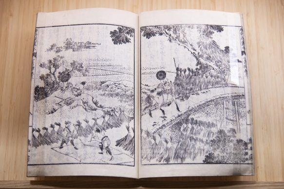 HOKUSAI AL MAO. Otto libri del Maestro esposti nella Galleria Giapponese del Museo d'Arte Orientale. Torino, fino al 21 ottobre 2018