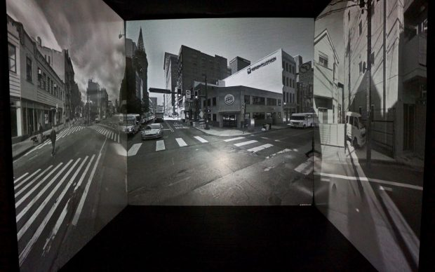 Nao Takui, Imaginary Landscape, 2018