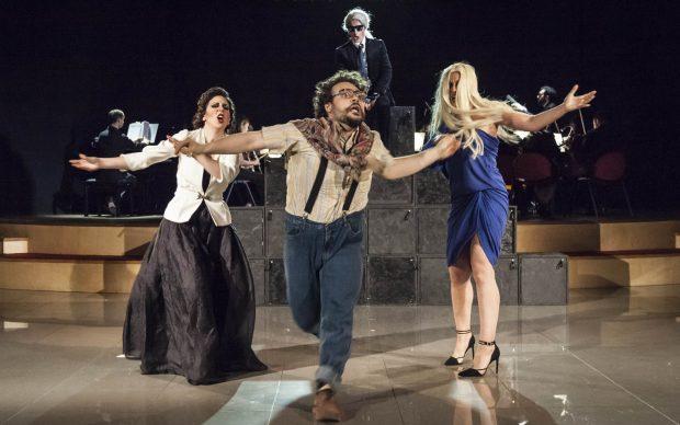 VoceAllOpera Cenerentola Rossini alta moda Castello Sforzesco Milano