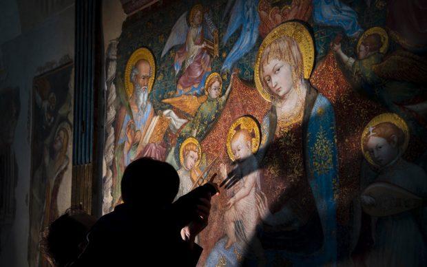 Marco Giugliarelli Scoprendo l'Umbria: Luce