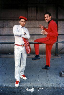 Jamel Shabazz, The Latin Connection, 1982. Credit: Courtesy of Jamel Shabazz