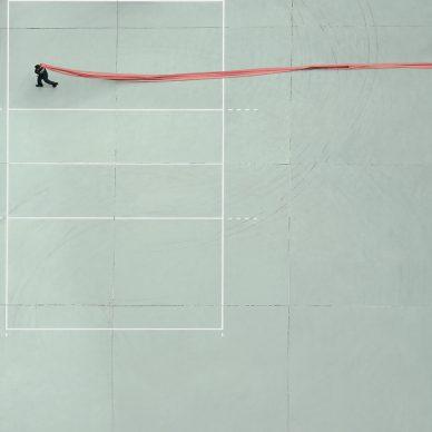 © CHAN DICK, Day 3 (Chai Wan Fire Station series), 2014. Courtesy of Novalis Contemporary Art (Hong Kong)