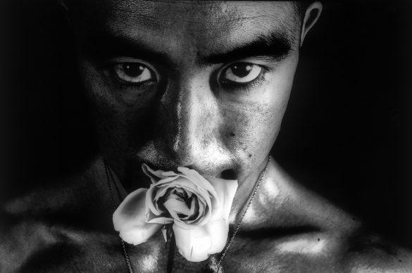 © EIKOH HOSOE, Rose penalty mishima yukio. Courtesy of see + gallery (Beijing)