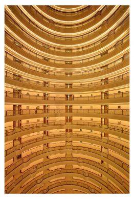 © KECHUN ZHANG, 上海君越酒店 2018. Courtesy of Three Shadows + 3 Gallery (Beijing _ Xiamen)