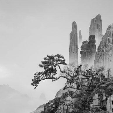 © YANG YONGLIANG, Time Immemorial Old Pine, 2016, Courtesy of Matthew Liu Fine Art (Shanghai)
