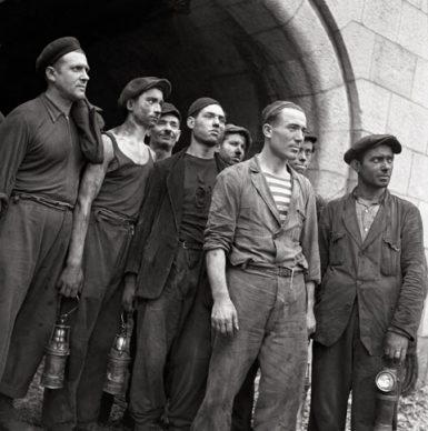 Istituto Luce, Arsia, oggi Croazia, 1942 © Istituto Luce