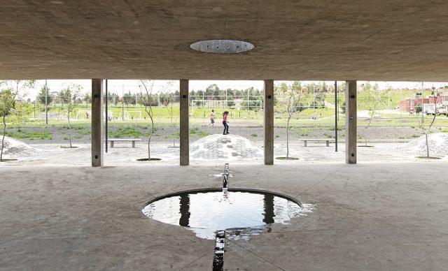 Francisco Pardo Arquitecto, Parque Colinas del Sol ©Jaime Navarro