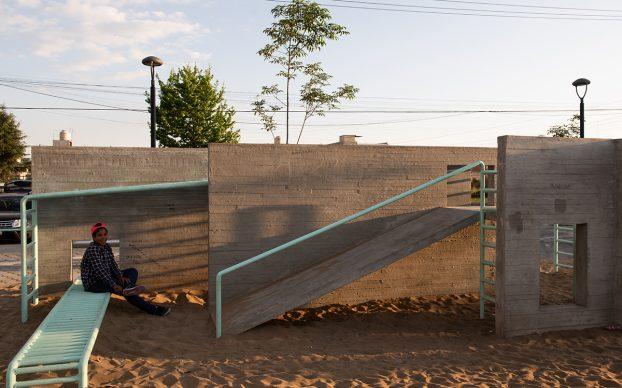 Francisco Pardo Arquitecto, Parque Héroes © Jaime Navarro