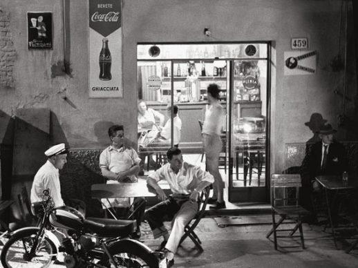 Nino Migliori, Gente dell'Emilia, Emilia Romagna, 1959 © Fondazione Nino Migliori