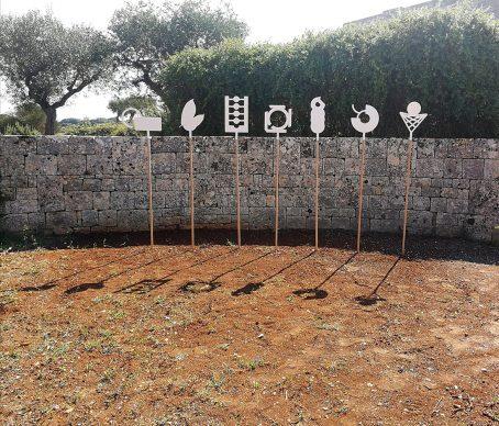 Apulia Land Art Festival 2018, Sezione Residenza Artistica - Aldo del Bono @ Roberta Melasecca