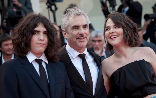 75 Mostra del Cinema di Venezia Alfonso Cuarón Leone d'Oro