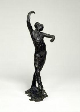 Edgar Degas, Spanish Dance (Danse espagnole), ca. 1896–1911. Solomon R. Guggenheim Museum, New York Thannhauser Collection, Gift, Justin K. Thannhauser 78.2514.9 Photo: © Solomon R. Guggenheim Foundation, New York (SRGF)
