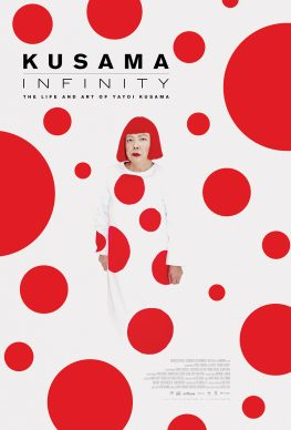 KUSAMA - INFINITY, a Magnolia Pictures release. Photo courtesy of Magnolia Pictures.