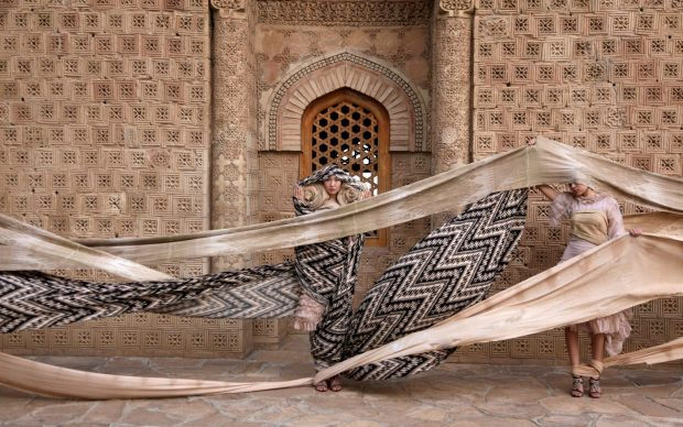 Almagul-Menlibayeva-Butterflies-Of-Aisha-Bibi-2010-Hd-Video-Courtesy-American-Eurasian-Art-Advisors-LLC