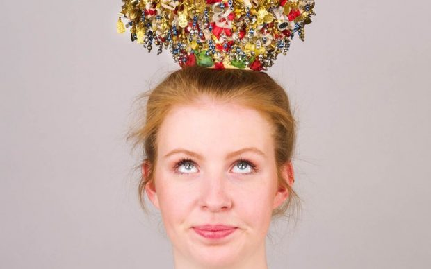 Bridal crown ('Schäppel'), Black Forest, Baden, 19th c. © Staatliche Museen zu Berlin, Museum Europäischer Kulturen / Christian Krug