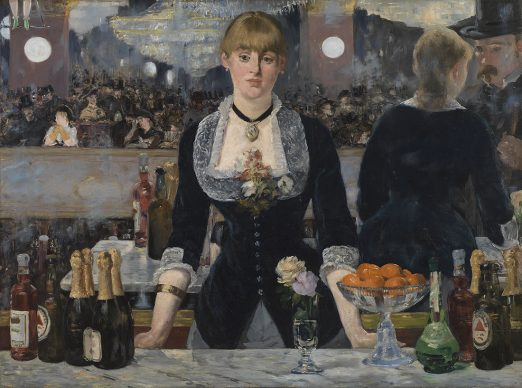 Edouard Manet, A Bar at the Folies-Bergère, 1882 © The Samuel Courtauld Trust, The Courtauld Gallery, London