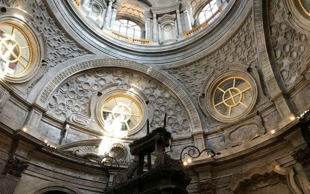Cupola-della-Cappella-della-Sindone-Torino-2018.-Photo-©-Marco-Enrico-Giacomelli per Artribune