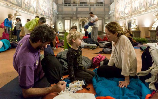 Firenze Una notte a Palazzo Salone dei Cinquecento