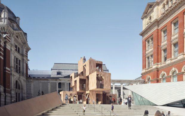 London Design Festival riqualificazione