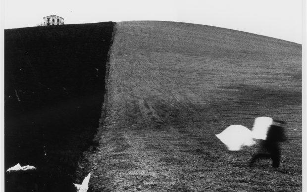 """Mario Giacomelli, da """"Presa di Coscienza sulla Natura"""", 1977-2000, La campagna marchigiana"""