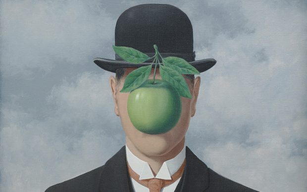 René Magritte, La grande guerre, 1964, Esther Grether Familiensammlung © Prolitteris 2018