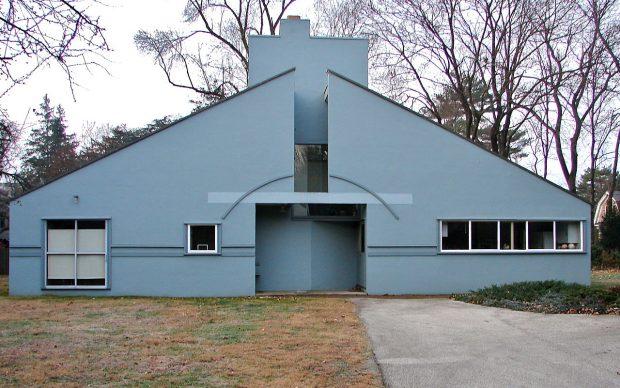 Robert Venturi, Vanna Venturi House