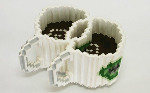 Toshiya Masuda scultura lego pixel