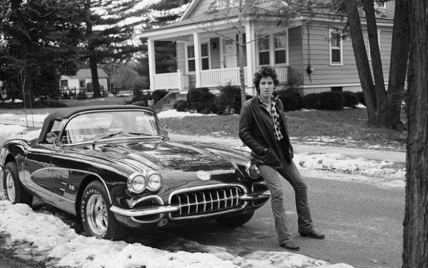 Frank Stefanko, Bruce Springsteen