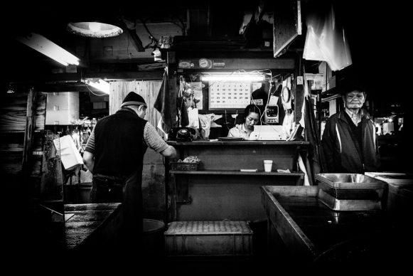 © Nicola Tanzini, TokyoTsukiji, 2016