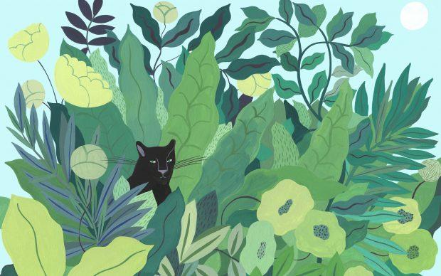 Agathe Singer -mostro jungle