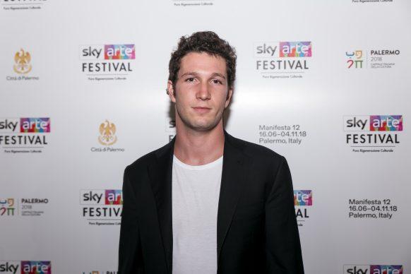 Dario Nepoti, Sky Arte Festival Palermo, ottobre 2018