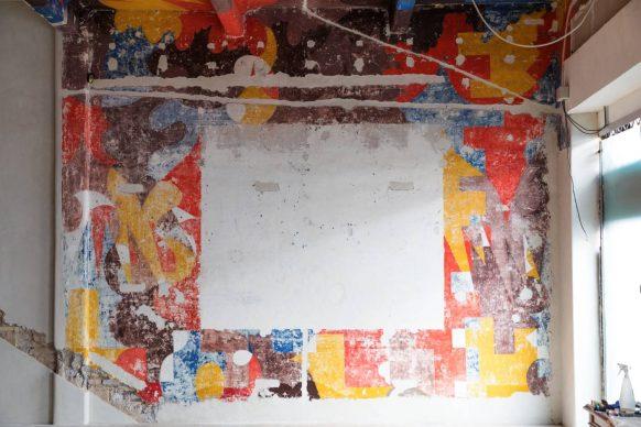 Giacomo Balla, pitture murali per il cabaret futurista Bal Tic Tac, Roma