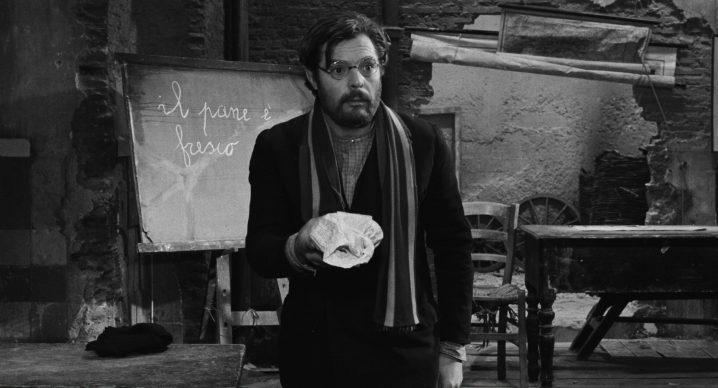 Marcello Mastroianni in I compagni