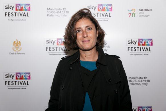 Laura Barreca, Sky Arte Festival Palermo, ottobre 2018