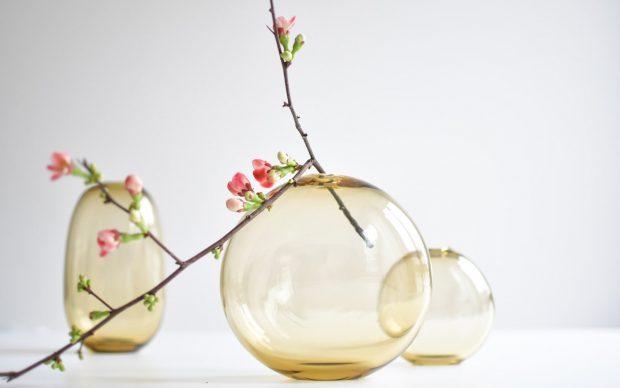 Petali Collection, Murano Glass Design by Laura Sattin, Ph. © Giovanni Comparelli