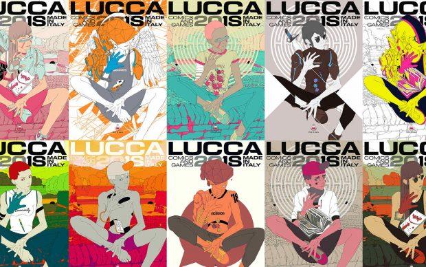 Lucca-Comics-Games 2018 LRNZ