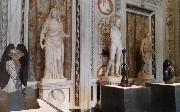 Picasso-scultura-galleria-borghese-roma